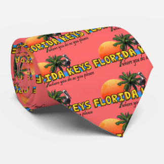 Chaves de Florida Gravata