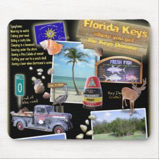 Chaves de Florida Mouse Pad