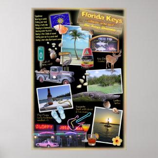Chaves de Florida Impressão