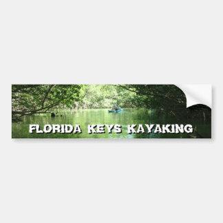 Chaves de Florida que Kayaking Adesivos