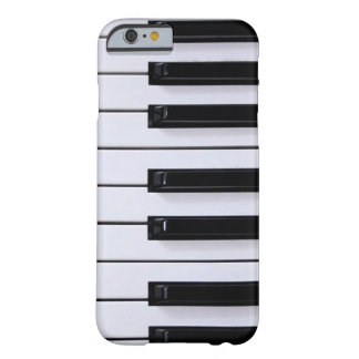 Chaves do piano capa barely there para iPhone 6