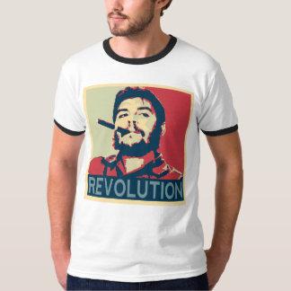 Che a revolução camisetas