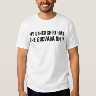Che Guevara (a outra camisa) Tshirt