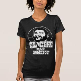 Che Guevara é meu ficar em casa T-shirts