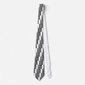 Che suga gravatas personalizadas