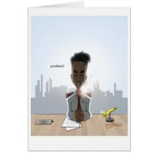 Chefe Cartão
