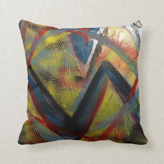 Cheio da grelha travesseiros de decoração