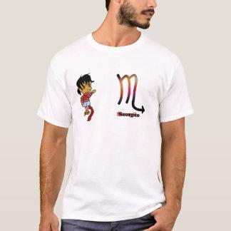chibi do scorpio camisetas