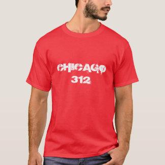 """Chicago 312"" t-shirt"