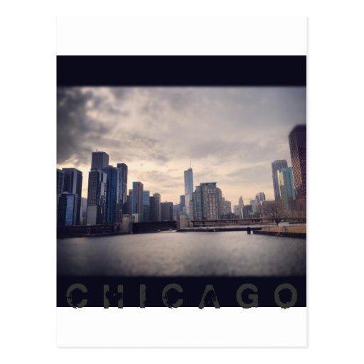 Chicago Cartões Postais