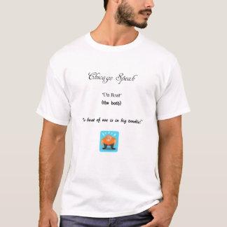 Chicago fala camisetas