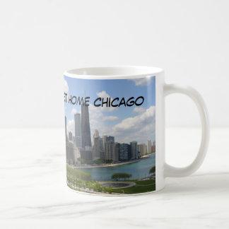 Chicago Home doce Caneca