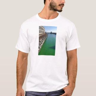 Chicago River verde Camisetas