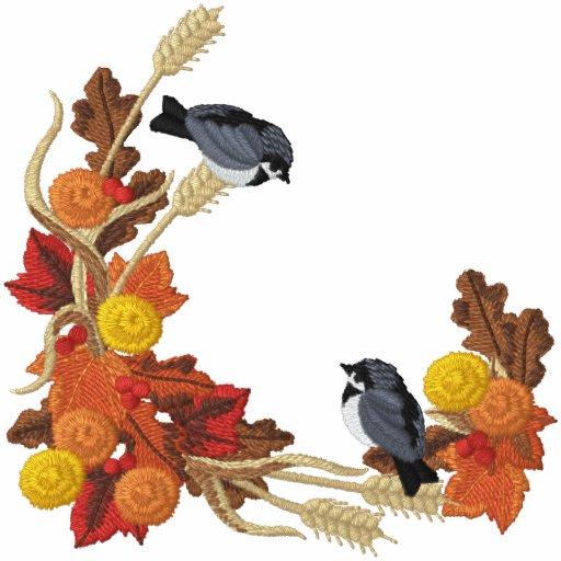 Chickadees do outono