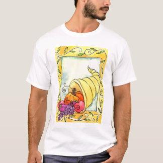 Chifre da abundância t-shirt