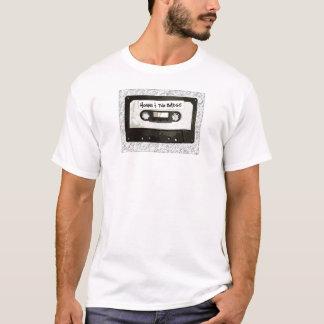 Chifres & a gaveta do crachá camiseta