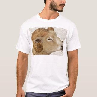 Chifres em uma ram em Farm.jpg Camiseta