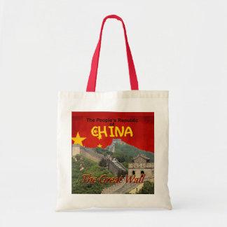 CHINA BOLSA TOTE