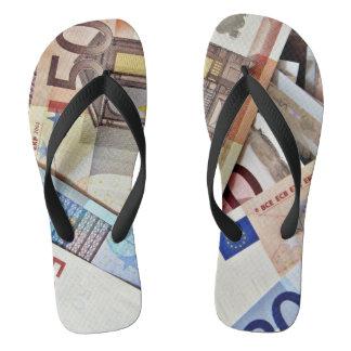 Chinelos Euro- calçados da cédula