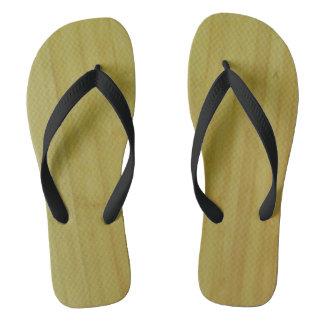 Chinelos - os conselhos de bambu