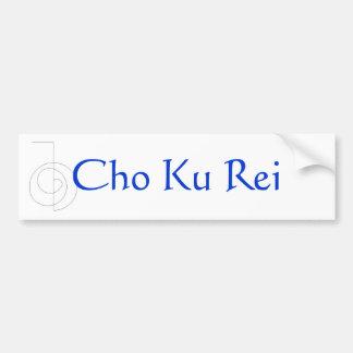 Cho Ku Rei Adesivo Para Carro