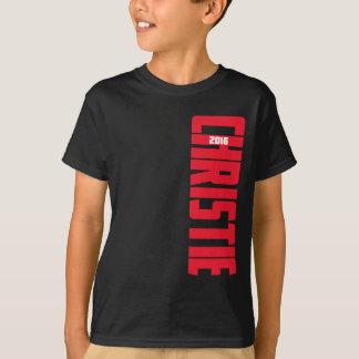 Chris Christie para o presidente 2016 Camiseta
