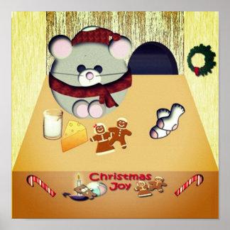 Chris-rato Pôster