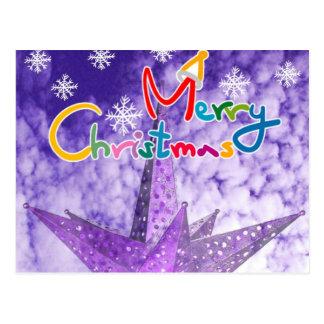 Christmas_ alegre cartão postal