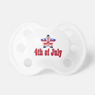 Chupeta 4 de julho EUA