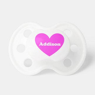Chupeta Addison