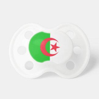 Chupeta Argélia Pacifiers velhos da bandeira de 0-6 meses