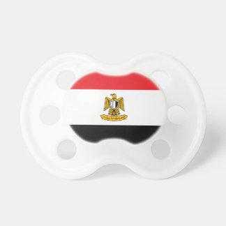 Chupeta Bandeira de Egipto