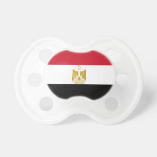 Chupeta Bandeira nacional do mundo de Egipto