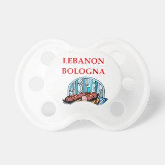CHUPETA BOLONHA DE LÍBANO