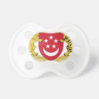 Chupeta Brasão do emblema do 新加坡国徽 de Singapore