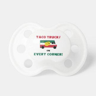 Chupeta Caminhões do Taco em cada canto