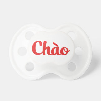 Chupeta Chào/olá! ~ Vietnam/vietnamita/Tiếng Việt