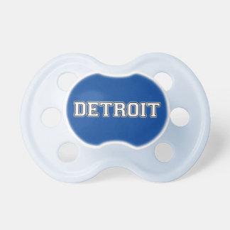 Chupeta Detroit