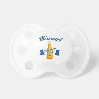 Chupeta Equipe do bebendo de Missouri