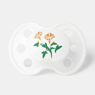 Chupeta Gráficos BONITOS da flor: BELEZA na simplicidade