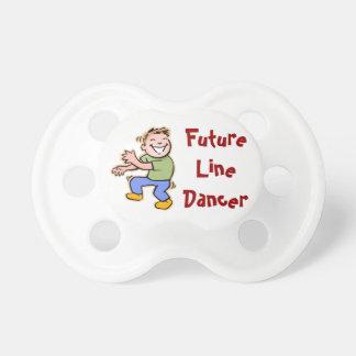 Chupeta Linha futura dançarino! - Bebé