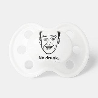 Chupeta Nenhum bebado, eu não sou oficial