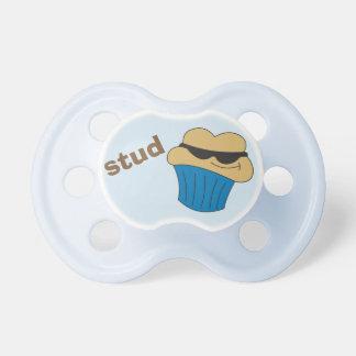 Chupeta O Pacifier do bebê personalizado muffin do