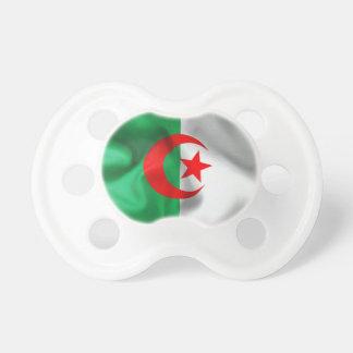 Chupeta Pacifier de BooginHead® da bandeira de Argélia