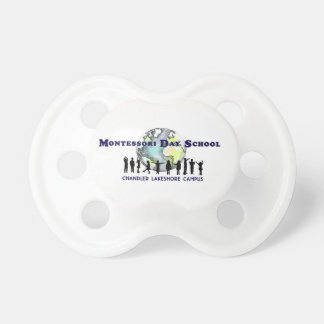 Chupeta Pacifier de Chandler do externato de Montessori