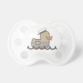 Chupeta Pato do marinheiro do vintage