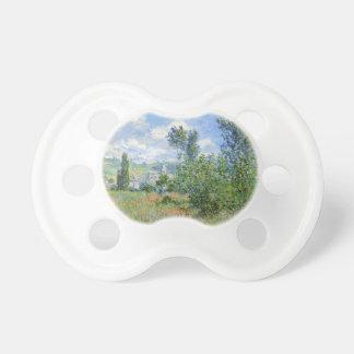 Chupeta Pista nos campos da papoila - Claude Monet