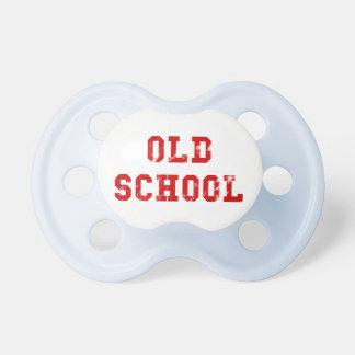 Chupeta Presentes vermelhos do bebê do Pacifier | Oldskool