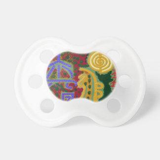 Chupeta Símbolos curas de Reiki pelo artista Canadá de