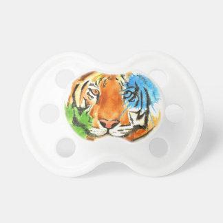 Chupeta Splatter do tigre